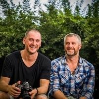 Jeff Topham & Andrew Topham