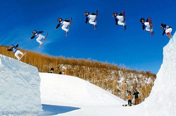 Photo by Ben Liebenberg for Sport exhibit