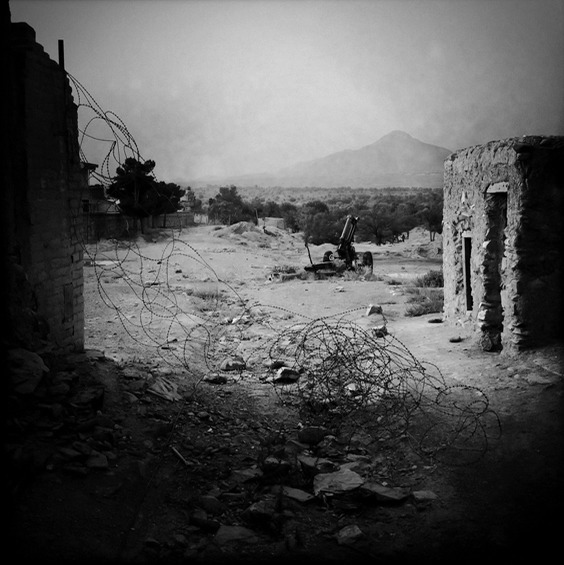 Photo by Dima Gavrysh for War/Photography exhibit