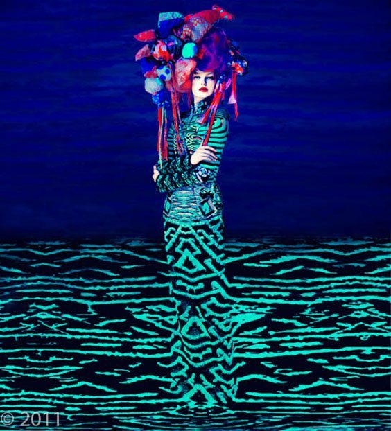 Photo by Erik Madigan Heck for Digital Darkroom exhibit