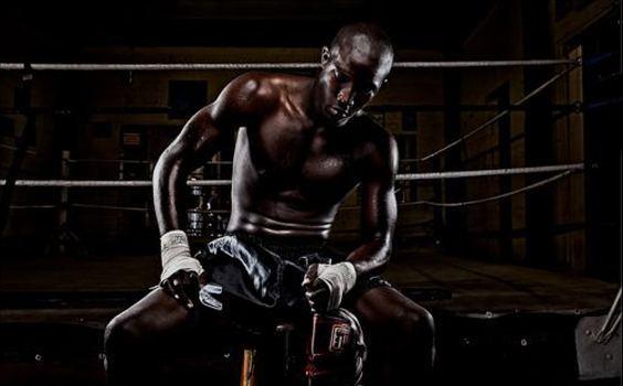 Photo by Joel Grimes for Sport exhibit
