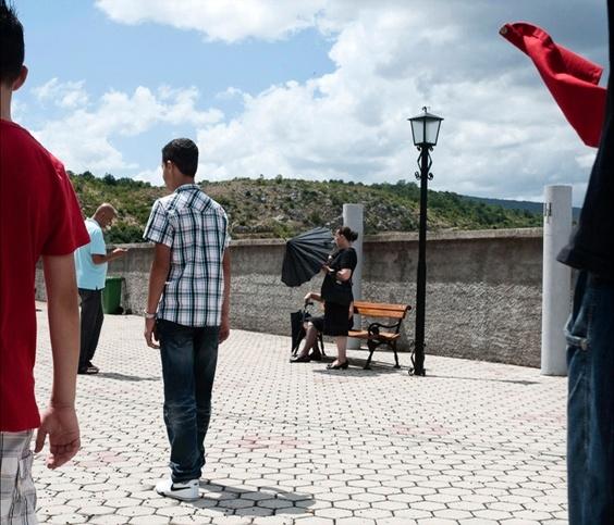 Photo by Massimo Mastrorillo for War/Photography exhibit