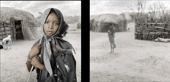 Photo by Phil Borges for The Power of Photography exhibit