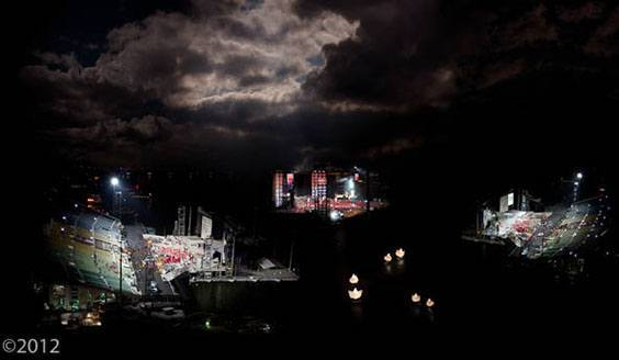 Photo by Tom Leighton for Digital Darkroom exhibit