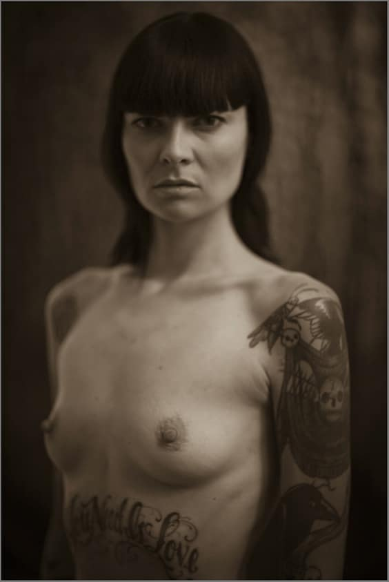 Photo by Tyler Kandel for Beauty CULTure exhibit