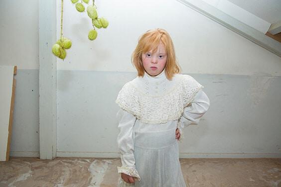 Photo by Vivian Keulards for IDENTITY exhibit