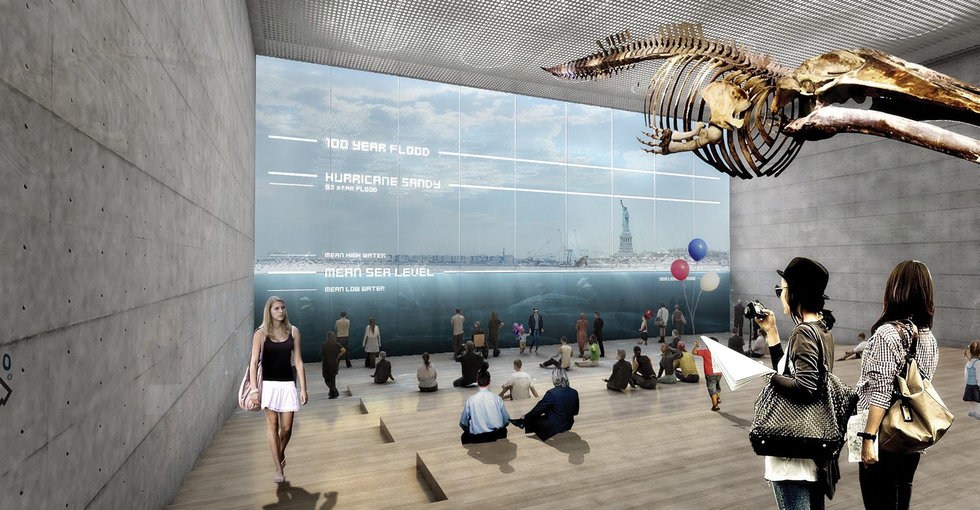 The Reverse Aquarium