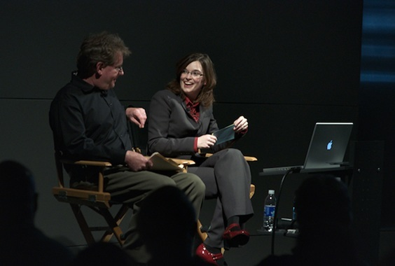 Bruce Hall and Corinne Marrinan: A Conversation About the Film Dark Light: The Art of Blind Photographers