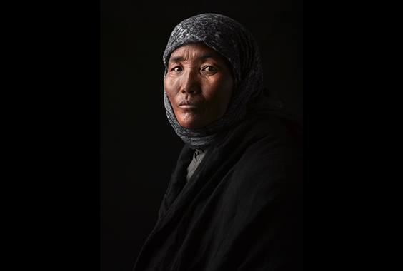 David Zimmerman: One Voice: Portraits of Tibetans Living in Exile