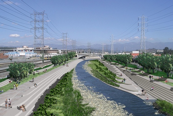 Mia Lehrer: The Los Angeles Water Conundrum: Adaptability by Design