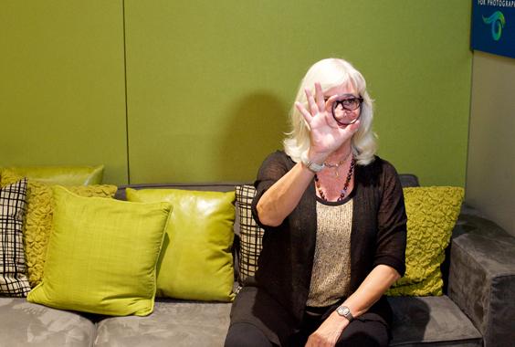 Susan Middleton: Inside Iris Nights