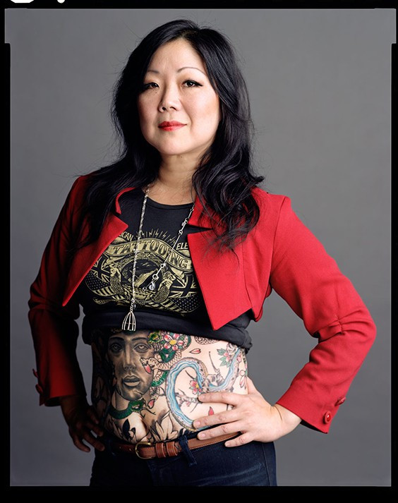 Margaret Cho is a Korean American comedian, actress and author. Cho is best known for her stand-up routines, through which she critiques social and political issues, especially those pertaining to race and sexuality.