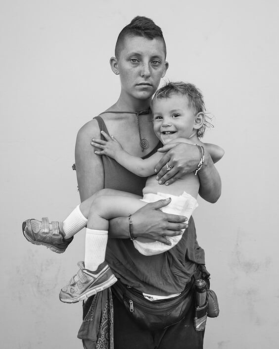 Photo by Michael Joseph for IDENTITY exhibit