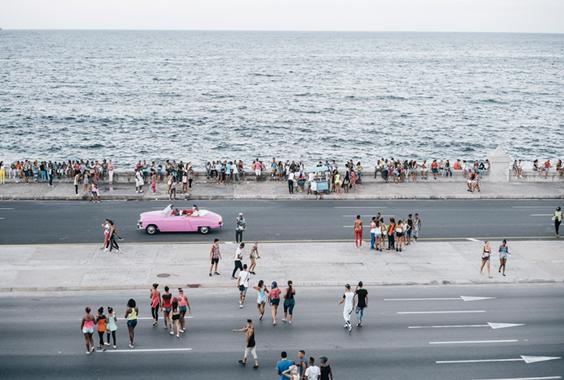 Greg Kahn: Havana Youth