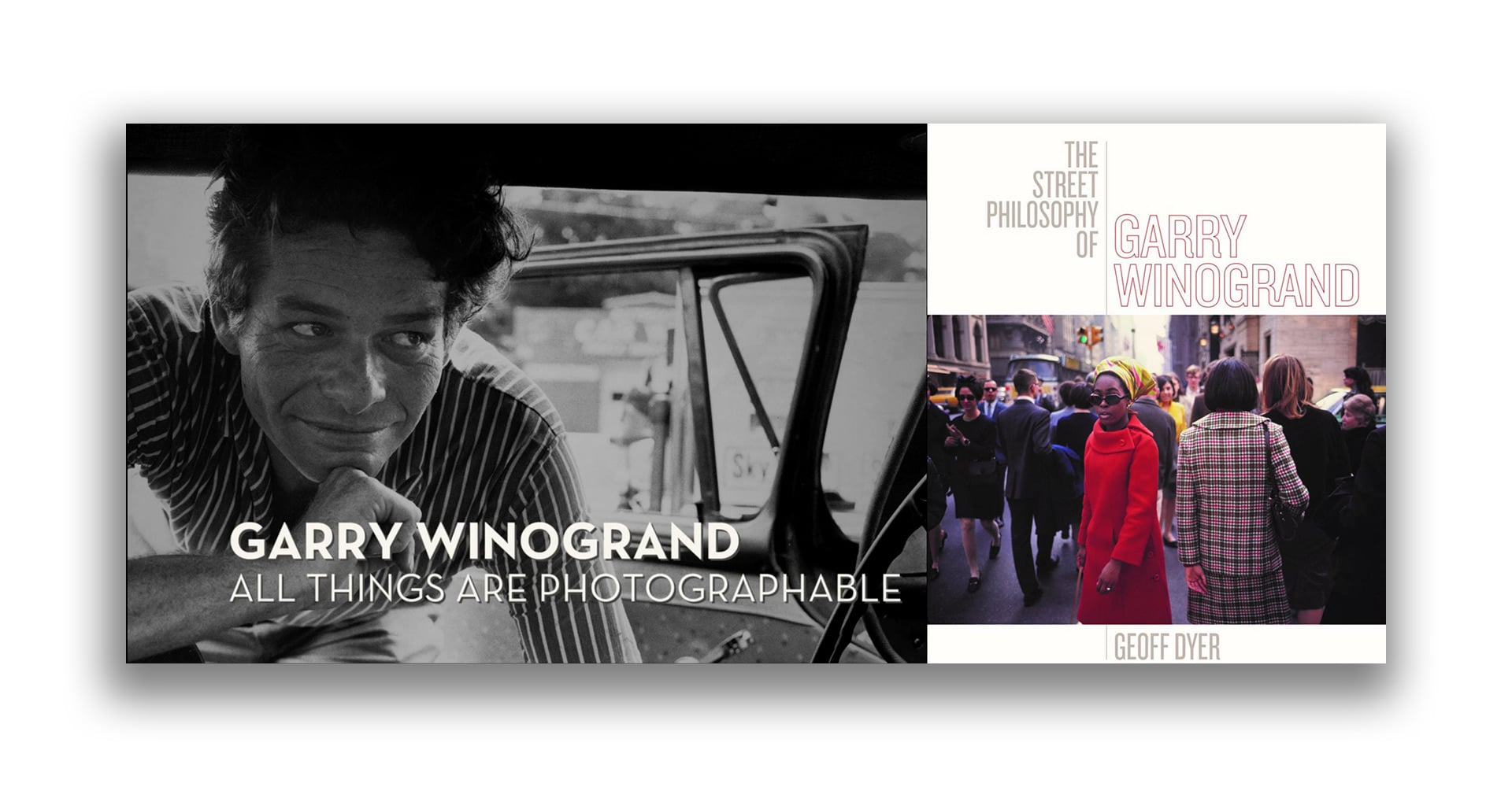 The Restless Genius of Garry Winogrand – Iris Nights Series