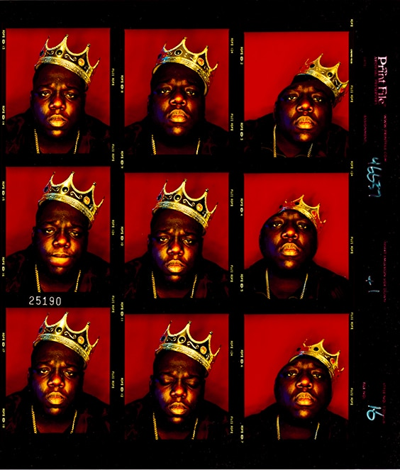 "Biggie Smalls, ""King Of New York,"" 1997"