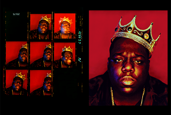 """""""King of New York"""" Portrait Session with Barron Claiborne"""