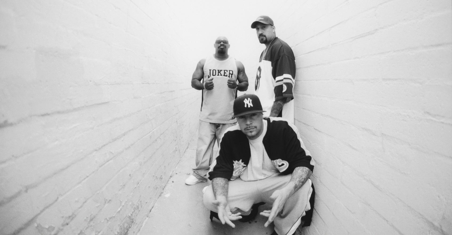 Cypress Hill, Los Angeles, 1994