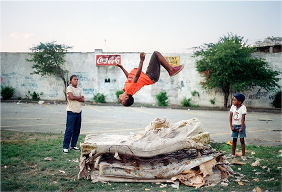 """""""Flying High"""" as seen on The Roots' Undun  Brooklyn, 1982"""