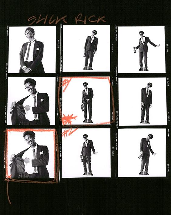 Slick Rick,  Manhattan, 1989